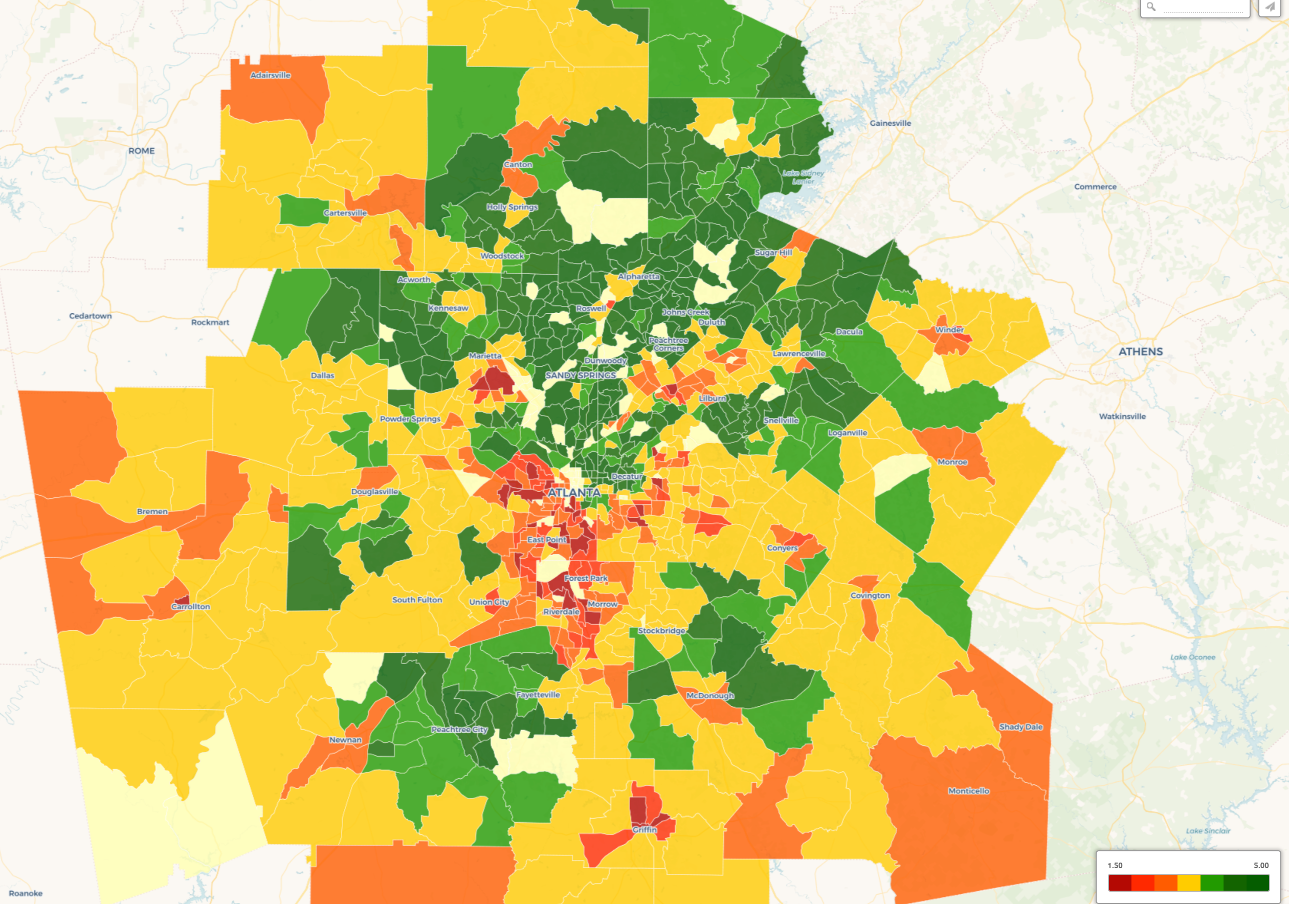 Atlanta_NeighborhoodScores