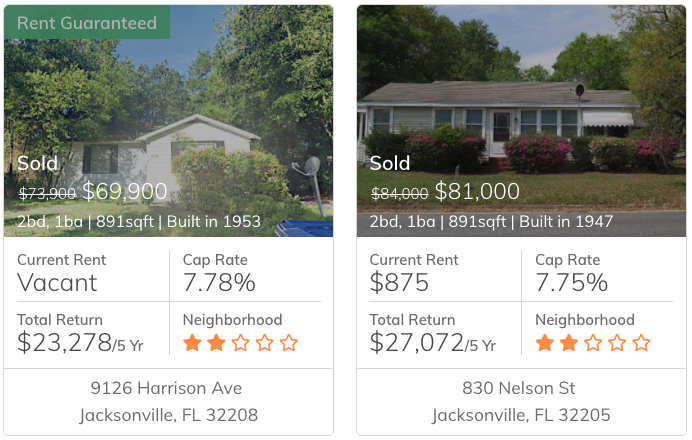 Buy turnkey rental investment properties online invest real estate