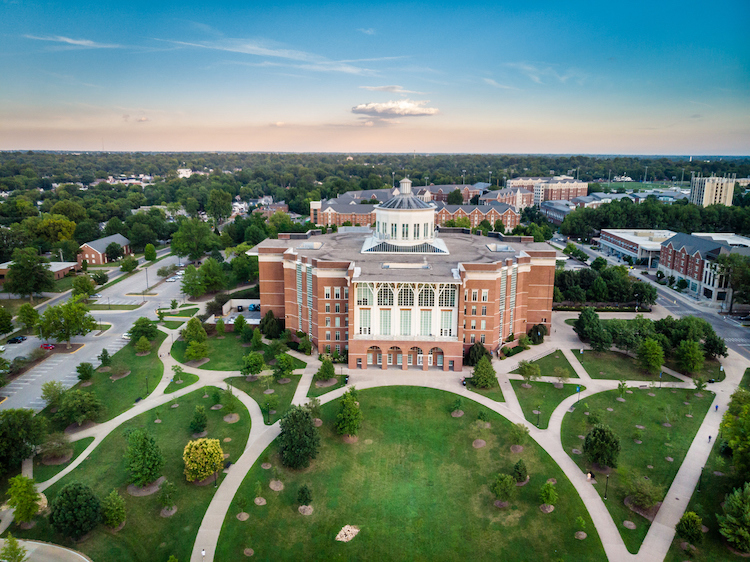 Library at the University of Kentucky