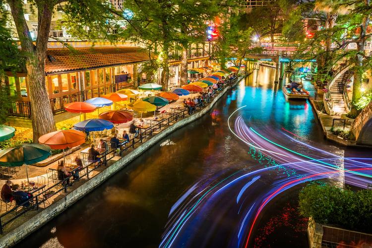 San Antonio Canals