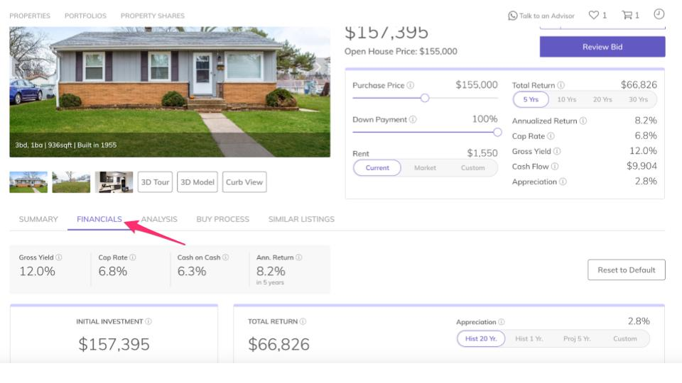 Screenshot  Buying Your First Rental Property