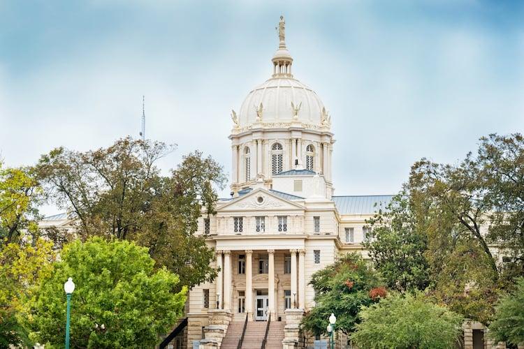 Waco texas courthouse