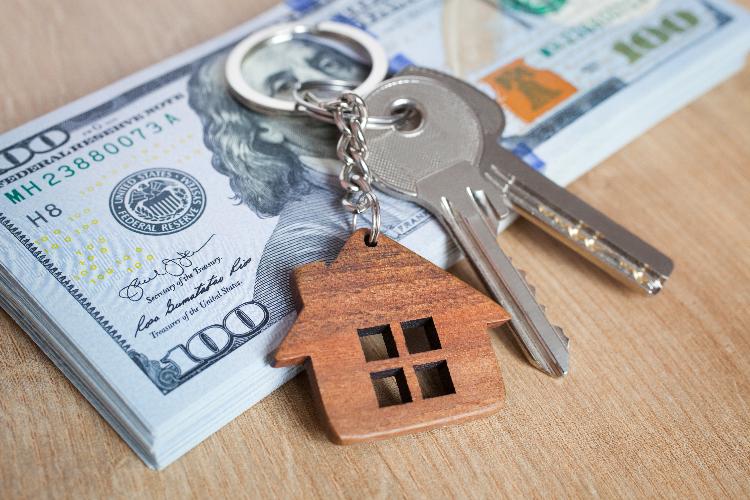keys with money