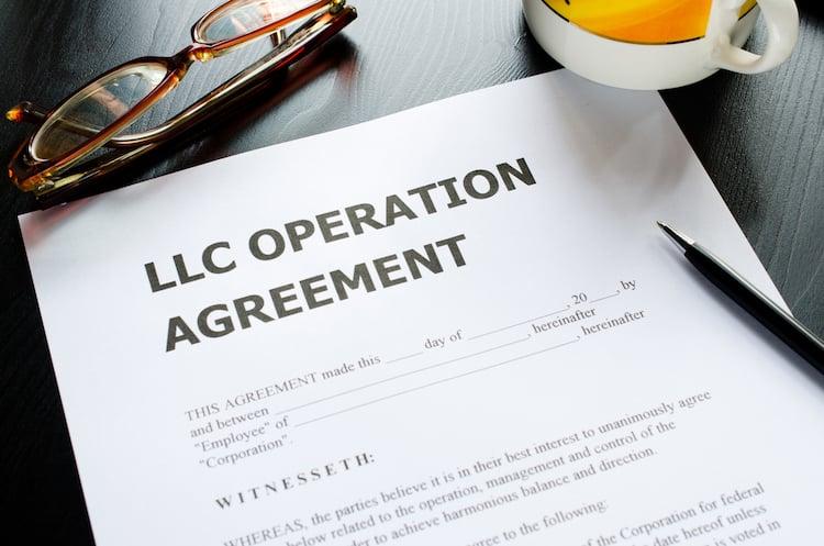 llc operation agreement