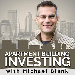 michael blank apartment building investing
