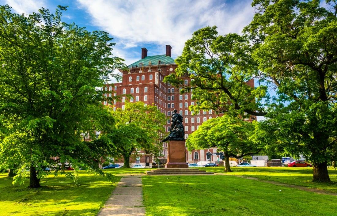 Baltimore-MD-Johns-Hopkins-U