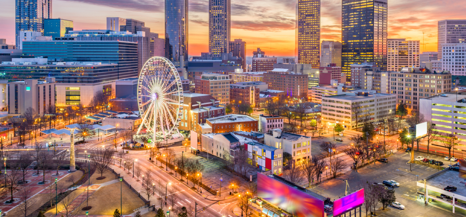 4 Reasons to Invest in Atlanta Real Estate