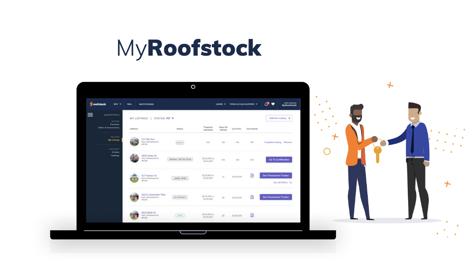 Introducing MyRoofstock and Tools & Calculators
