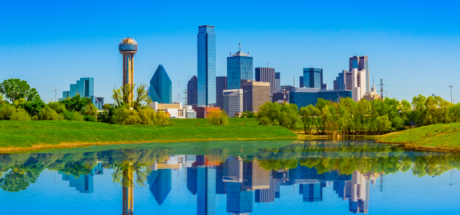 Dallas blog post header