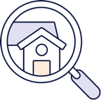 house magnifying glass