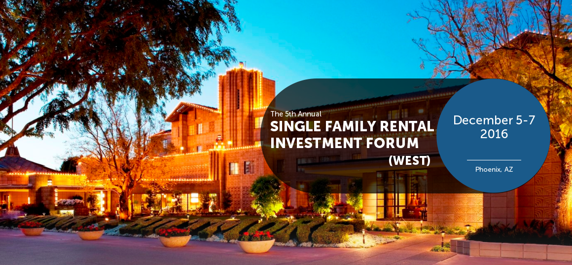 Single-Family Rental Conference Recap